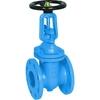Gate valve fig. 319 cast iron flange