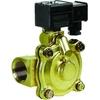Solenoid valve 2/2 fig. 32207 series 210 brass internal thread