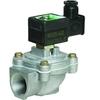 Solenoid valve 2/2 fig. 32230 series 353 aluminium internal thread