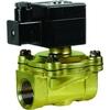 Solenoid valve 2/2 fig. 32304 series 222 brass internal thread