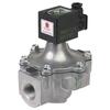 Solenoid valve 2/2 fig. 32309 series 215 aluminium internal thread