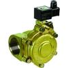 """Magnetventil zwei Wege Fig. 32605 Serie SCE220.031 Messing/PTFE spannungslos geschlossen Ventildurchlass 44mm 24V AC 2""""BSPP"""