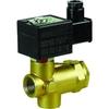 "Magnetventil zwei Wege Fig. 32606 Serie SCB223A103 Messing/PTFE Ventildurchlass 9mm 230V AC 1/2"" NPT"