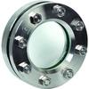 Kijk/controletoestel fig. 3890 roestvaststaal/borosilicaat PN10 DN40