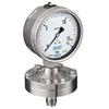Buisveermanometer fig. 1382 roestvaststaal hydraulisch scheidingsmembraan 417