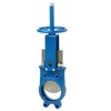 Knifegate valve fig. 5402 cast iron wafer type hand operated