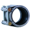 Pipe coupling fig. 5523 series Flex1 stainless steel/EPDM 60.3mm PN16 non pull-resistant
