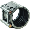 Pipe coupling fig. 5530 series Open-Flex1 stainless steel/EPDM