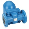 Ball float steam trap fig. 2931E cast iron maximum pressure difference 4,5bar flange