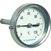 Bimetal thermometer fig. 681 stainless steel/stainless steel insert