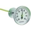 Bimetalthermometer Fig. 685 Aluminium/Messing Flansch/Einsteck