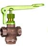 Globe valve fig. 695 bronze self closing