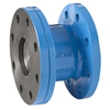 Check valve fig. 70NGY nodular cast iron/NBR swing type PN16 DN15