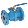 Ball valve fig. 7257 steel flange