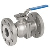 Ball valve fig. 7297 stainless steel flange Class 300