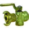 Plug valve fig. 770 malleable cast iron internal thread/claw coupling