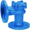 Check valve fig. 78 cast iron angled flange