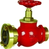 Fire fighting valve fig. 901 Bronze/NBR external thread