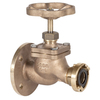 Fire fighting valve fig. 911 Bronze/NBR