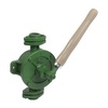 "Hand vane pump fig. 950 cast iron size 5 1.1/2""BSPP"