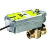 Plugkraan fig. KP686-01 brons DVGW elektrisch bediend buitendraad