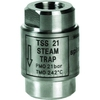 "Thermostatic steam trap fig. 8990 stainless steel maximum pressure 21 bar PN25 1/2""BSPP"