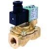 Solenoid valve 2/2 fig. 32200 series 238 brass internal thread
