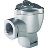 Solenoid valve 2/2 fig. 32233 series 353 aluminium angled excl. plug internal thread
