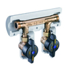 Stromingverdeler Venturi fig. KP650-02 brons buitendraad