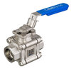 Premium ball valve fig. 7742 stainless steel socket weld B16.11