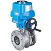 Kogelkraan fig 7289 RVS elektrisch bediend ELA-100 24DC PN16 DN65