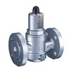 Overflow valve valve fig. 1161 series 431mGFO stainless steel flange