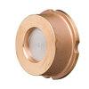Wafer type check valve fig. 72616 bronze
