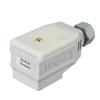 Plug with amplifier board for proportional valves EHH AMP 702 D 20 EN20