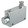 "3-Way Flow control valve VPR 3 1""BSP"