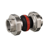 Compensator 46 red/PA casted iron female threaded DN20