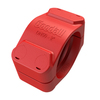 Safety clamps, plastic, in accordance with EN14420-3 type GRK