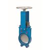 Knifegate valve fig. 5404 nodular cast iron wafer type hand wheel