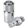 Rapid coupling DF Serie ISO 15171-1
