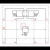 Pressure relief valve P-T