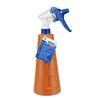 Industrieverstuiver-750 ml-PE oranje messing verstuiverkop