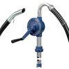 Zwengelpomp 35 l/min voor olie/ tredenolie tot SAE140