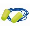 PU Foam bullet earplug with cord