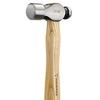 Ingenieur-Kugelhammer 1360g mit Griff aus Hickory-Holz