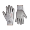 Glove Cut Resistant 3  HPPE grey/grey