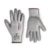 Handschoen Cut Resistant HPPE grijs/grijs