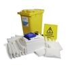 Spill kit 240lt in wheeled bin