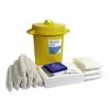 Spill kit 80lt in static bin