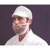 Bartschutz DK05 nicht gewebt Einheitsgrösse 100 Stückweiss