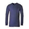Thermal T-Shirt Long Sleeve Navy Xs